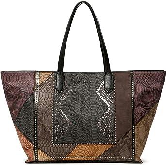 Comprar Desigual Accessories PU Shopping Bag, Bolsa de la compra para Mujer, U