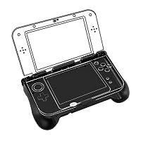 BestFire Power Grip für neue 3DS XL & 3DS LL Wiederaufladbare Schutzhandgriff mit USB-Kabel