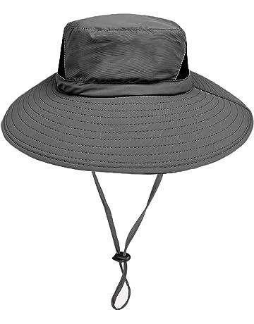 Sombrero de Sol al Aire Libre - 50UV protección Solar de Ancho Borde  Sombrero de Nylon ad9283d91c0