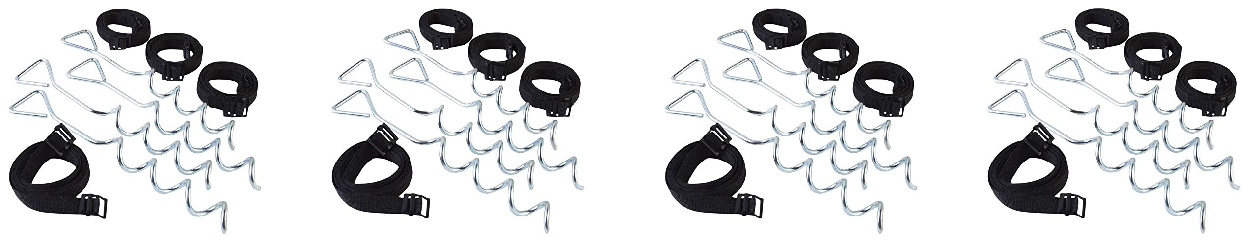 JumpKing Trampoline Anchor Kit (Fоur Paсk)