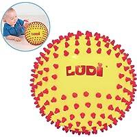 Ludi–30018–Pelota sensorial–bicolor