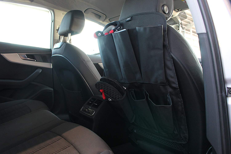 Audi 4L0061609A Schuh-Organizer f/ür Kopfst/ütze//Sitzverkleidung