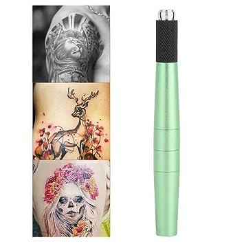Tattoo Pen, profesional Microblading Cosmetic Tattoo Eyebrow Pen ...
