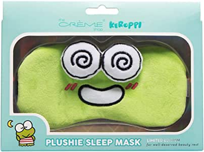 The Creme Shop x Hello Kitty Plushie Sleep Mask (Keroppi)