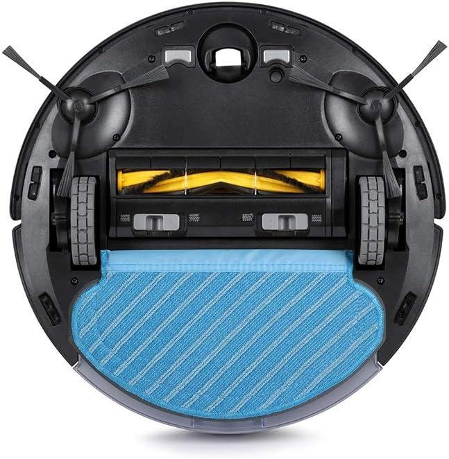 Nassreinigung 5 St/ück e-Bulk Reinigungst/ücher Ersatz f/ür Staubsauger-Roboter Ecovacs Deebot Ozmo 950//920 Mikrofaser