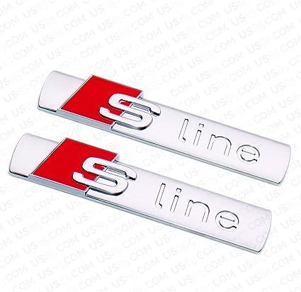 US85 OEM ABS SUPERCHARGED Nameplate Side Fender Marker Logo Emblem Badge Decoration Left /& Right Black