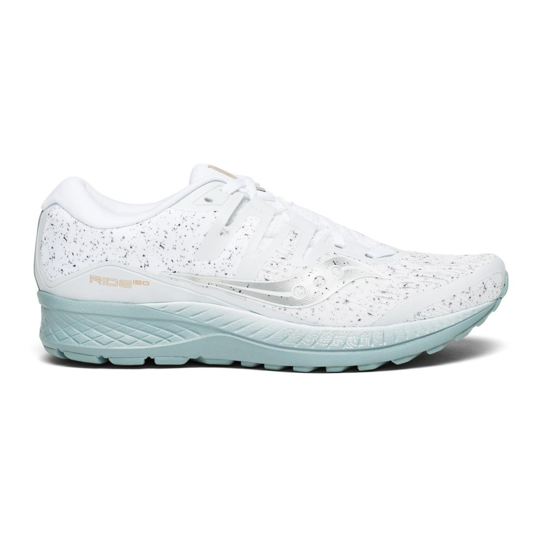 Saucony Men's Ride Iso Running Shoes B078PM8BYD 11 D(M) US|White