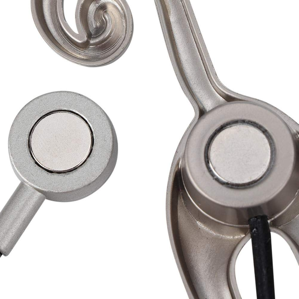 Bicaquu Pince /à Rideau magn/étique Accessoires de Porte-Rideaux /à Pince magn/étique en Forme de Chat en m/étal