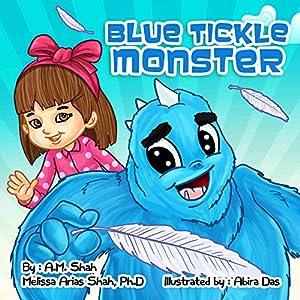 Blue Tickle Monster Audiobook
