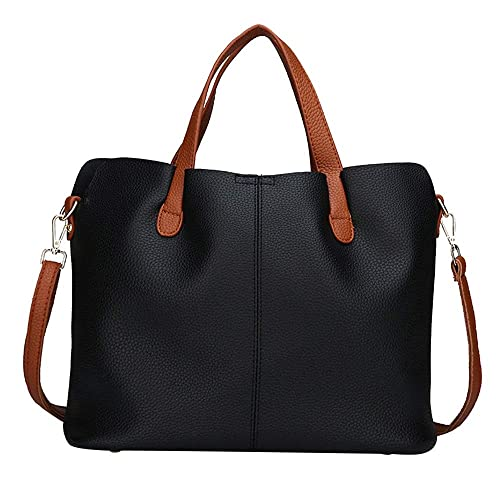7deeaeb2250e Fashion Womens Leather Pure Color Crossbody Bag Zipper Bag Shoulder Bag  Hand Bag  Amazon.co.uk  Shoes   Bags
