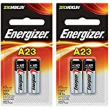 Energizer A23BP2 Battery A23, 12V