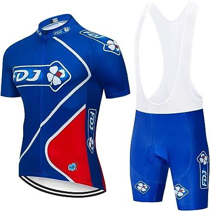 INBIKE Tenue Cyclisme Homme VTT Bretelle Pantalon Cycliste Rembourr/é 3D Gel Velo Equipe