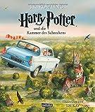 Harry Potter 2: Harry Potter und die Kammer des Schreckens (vierfarbig illustrierte Schmuckausgabe)