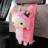 Windspeed Cute Soft Animal Tissue Box Cover Car Accessories Home Decor (Rabbit)