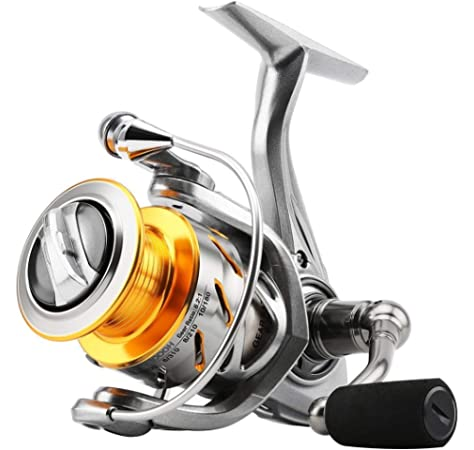 Lixada 12 + 1BB 13 Rodamientos de Bolas Spinning Pesca Carrete ...