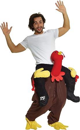 Disfraz divertido unisex de llévame a cuestas con las piernas de ...