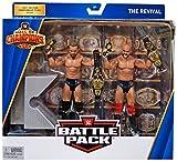 WWE Hall of Champions Scott Dawson/Dash Wilder Action Figure