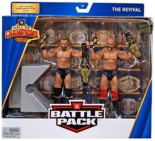 WWE Hall of Champions Scott Dawson/Dash Wilder Action Figure by WWE