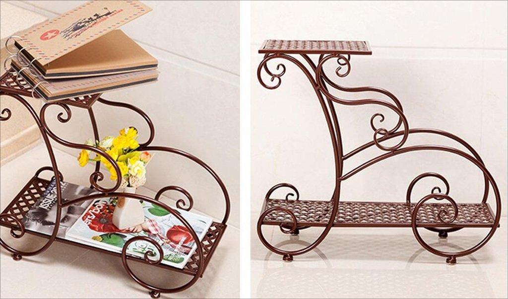 6d296df9a485 Soporte de hierro flor Bastidores de flores de de de hierro, marco de la  planta de ...
