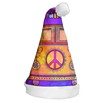 Amazon.com: Santa Hat Winter Classic Plush Reindeer Hat ...