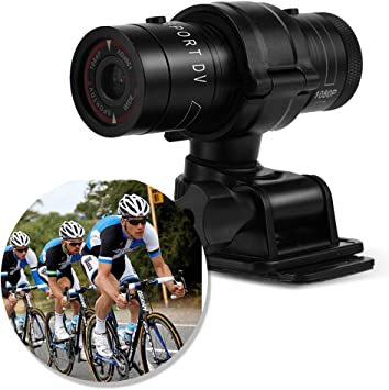 Cámara deportiva DV,cámara para bicicleta impermeable Full HD ...