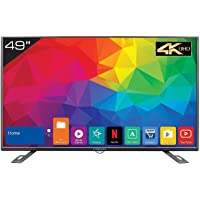 Kevin 124.5 cm (49 Inches) 4K UHD LED Smart TV KN49UHD (Black)
