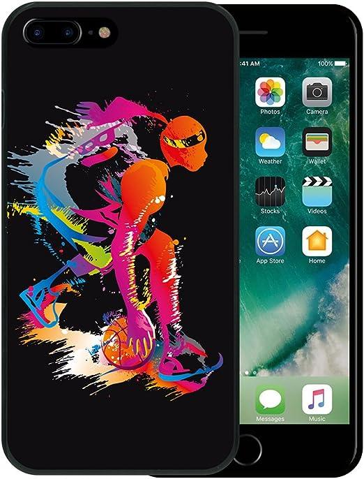 WoowCase Funda para iPhone 8 Plus, [iPhone 8 Plus ] Silicona Gel ...