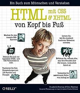 HTML mit CSS und XHTML von Kopf bis Fuß