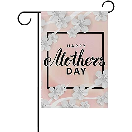 Amazon com : Staroind Mothers Day Sakura Flower Double-Sided