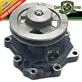 FAPN8A513LL NEW Water Pump w/Pulley for Ford Tractors 8700, 9700, TW10, TW20+