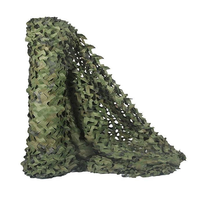 OUMIZHI-Waldlandschaft Camouflage Netz Tarnnetz Jagd Outdoor