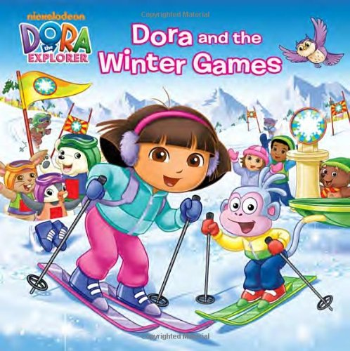 [R.E.A.D] Dora and the Winter Games (Dora the Explorer) (Pictureback(R))<br />PDF