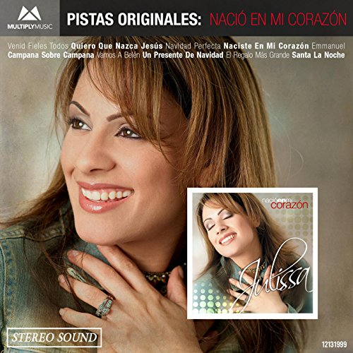Amazon.com: Quiero Que Nazca Jesús (Pista): Julissa: MP3