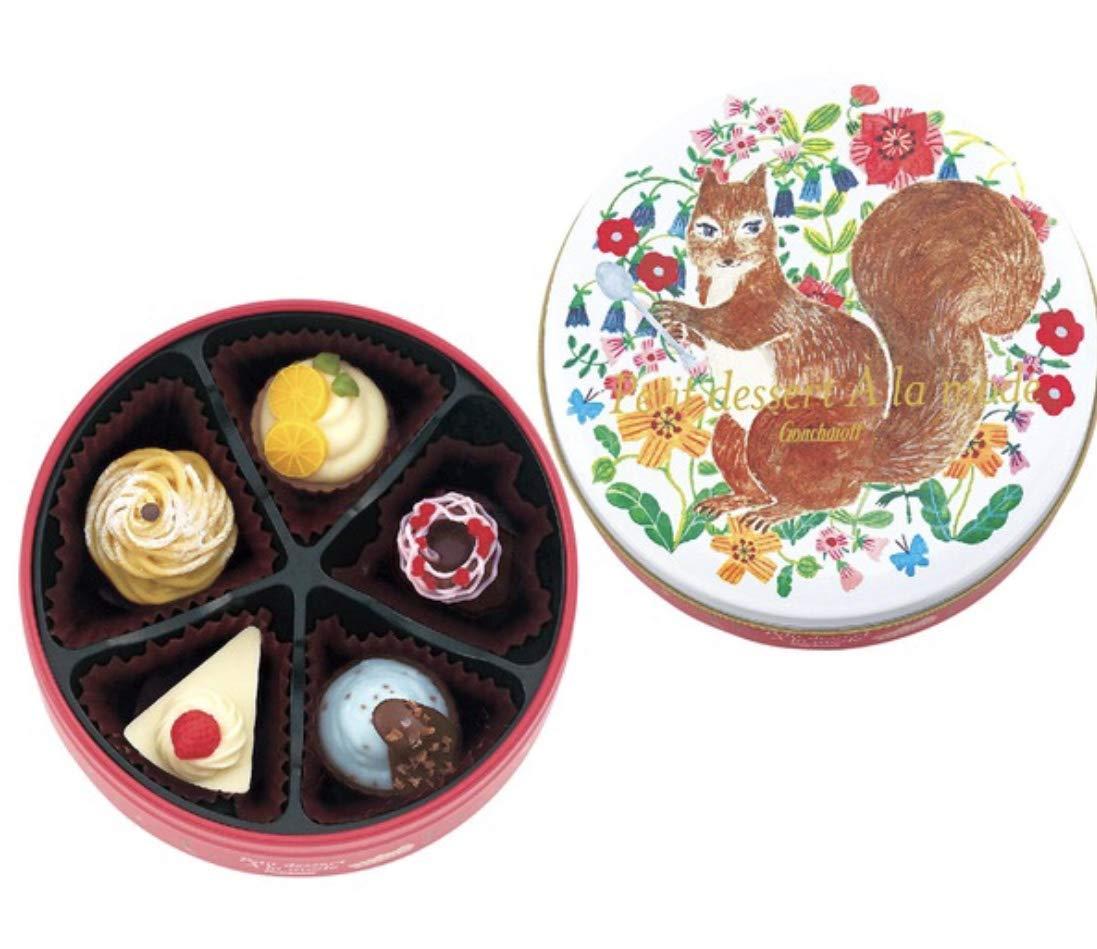 Petit dessert a la mode(プチデザートアラモード)