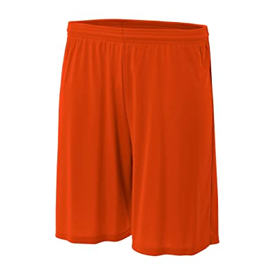 """A4 N5244 Adult 7"""" Inseam Cooling Performance Shorts"""