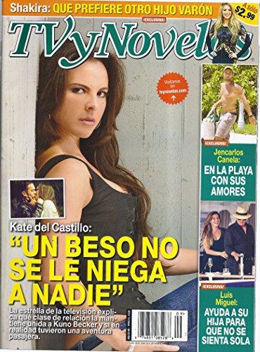 TV y Novelas Magazine (#9 - September 2014 - Kate del Castillo)