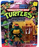 Teenage Mutant Ninja Turtles Michaelangelo Action Figure 1988