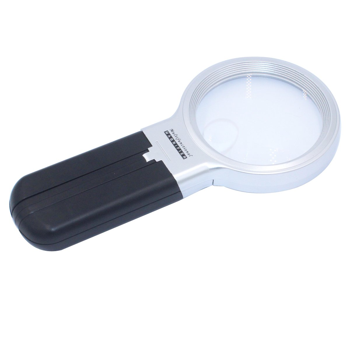 gioielli artigianato Cnmade lente d ingrandimento 3/x lente con 10/LED luce di lettura Loupe mani libere supporto Llluminated lenti d ingrandimento per libri hobby
