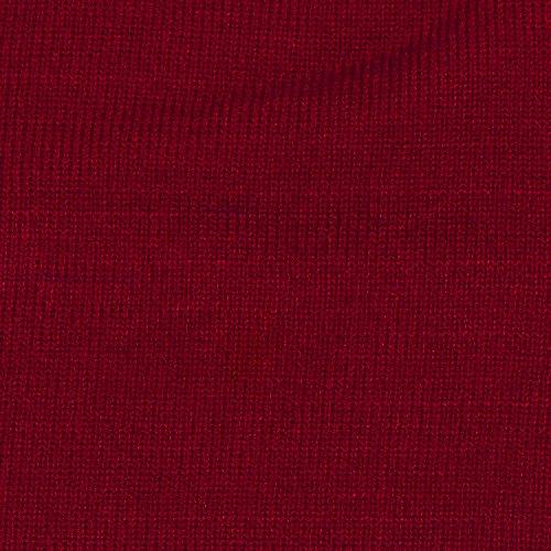gorro de de invierno DonDon abrigo beanie de diseño Rojo clásico moderno gorro y suave Bordeaux slouch qE6wxqItn