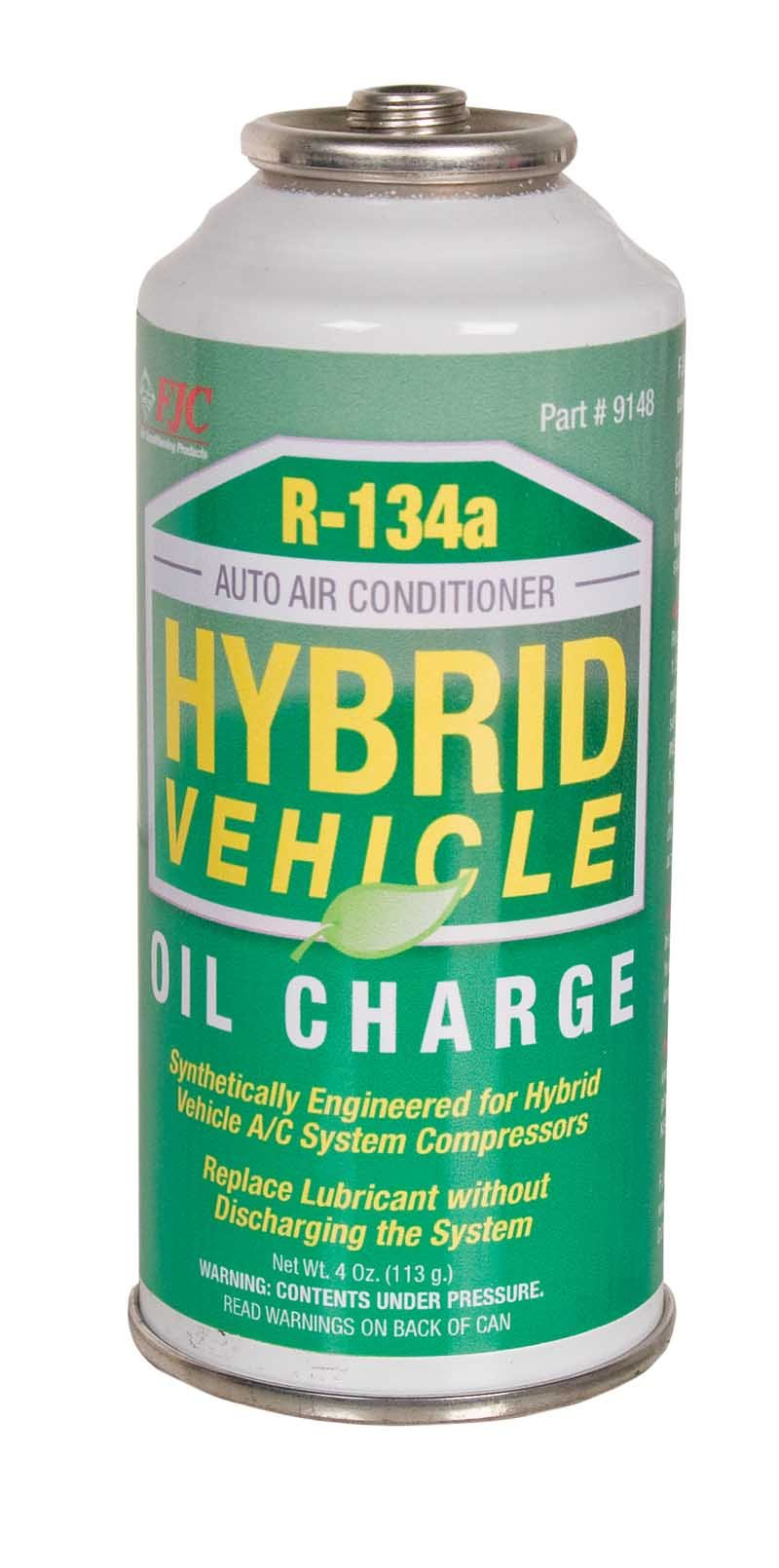 FJC 9148 Oil Charge - 4 oz.