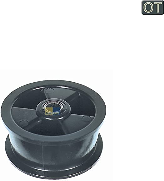 Original rollo Tensor Voltaje Secadora ELECTROLUX/AEG 125012503/4 ...