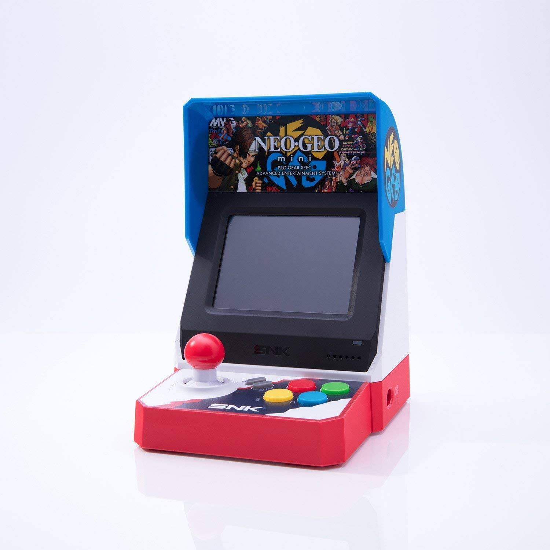 SNK Neo Geo Mini 40th Anniversary Console System (English ...