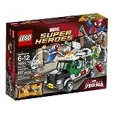 Lego Marvel Super Heroes 76015 - Doc Ock Truck Heist