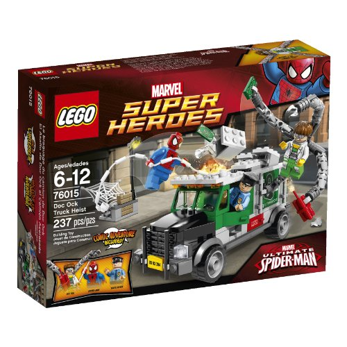 LEGO Superheroes 76015 Doc Ock Truck Heist (Discontinued by manufacturer)