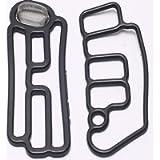 Cylinder Head Engine Variable Timing Solenoid Gasket | VVT, VTEC Gasket 15815R70A01 15845R70A01 | For Select V6 Honda…