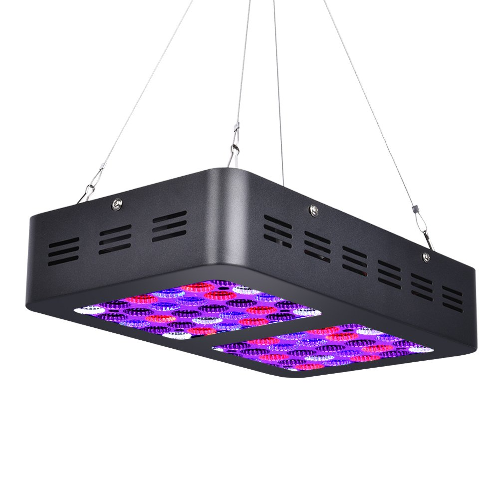 Amazon plant led grow light full spectrum 300w reflector led led grow light 300w grow light full spectrum for greenhouse hydroponic indoor plants veg and flower arubaitofo Choice Image
