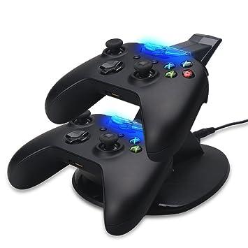 ZUZU PS4 Pro Controlador de Juegos Cargador Dock PS4 Dual ...