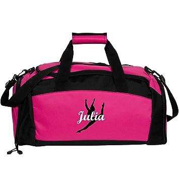 Amazon.com: Las niñas Cute Bolsa de ballet para Julia: Port ...