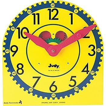 Carson Dellosa Judy Instructo Judy Clock Sticks Manipulative 146009