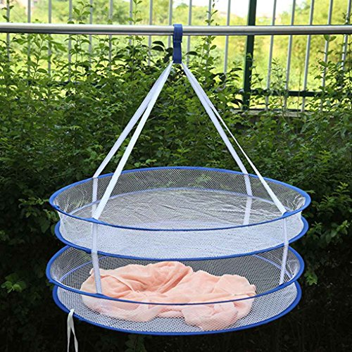 Xuanhemen S Hook Drying Rack Folding Hanging Clothes Laundry
